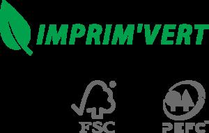 Imprim'Vert FCC PEFC