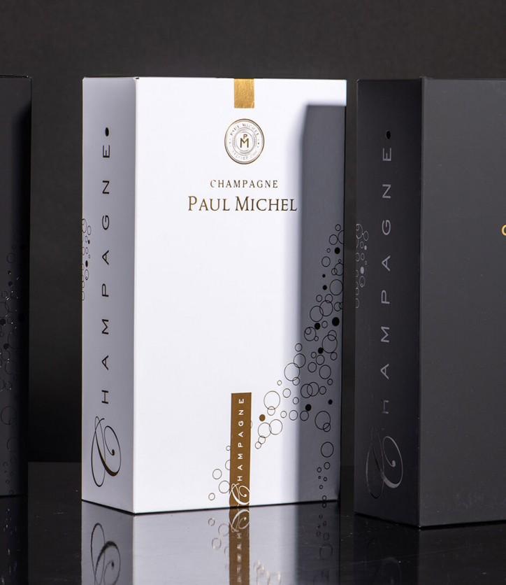 Imprim'Eclair - Packaging Champagne