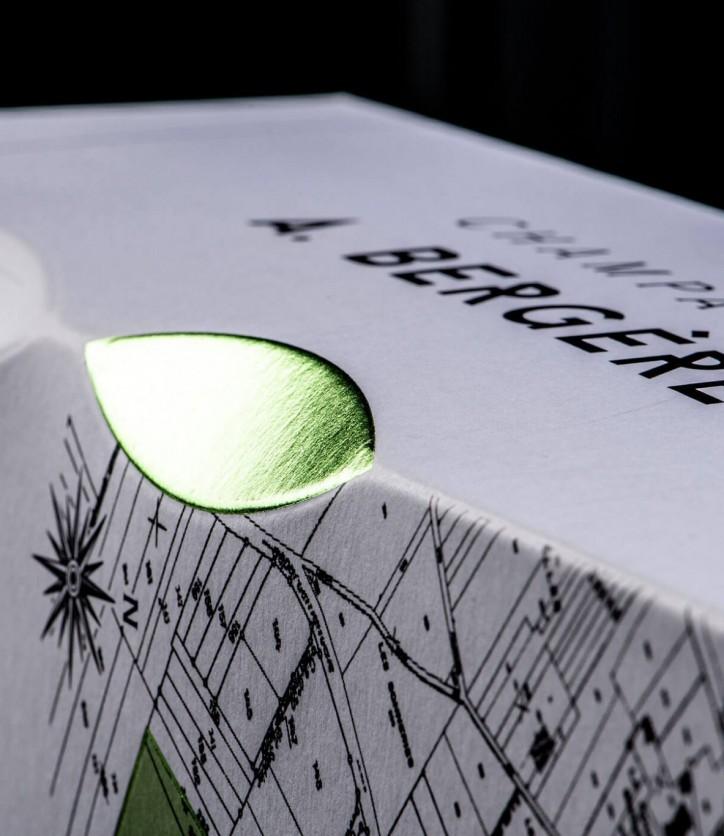Imprim'Eclair - Packaging - Champagne A. bergère