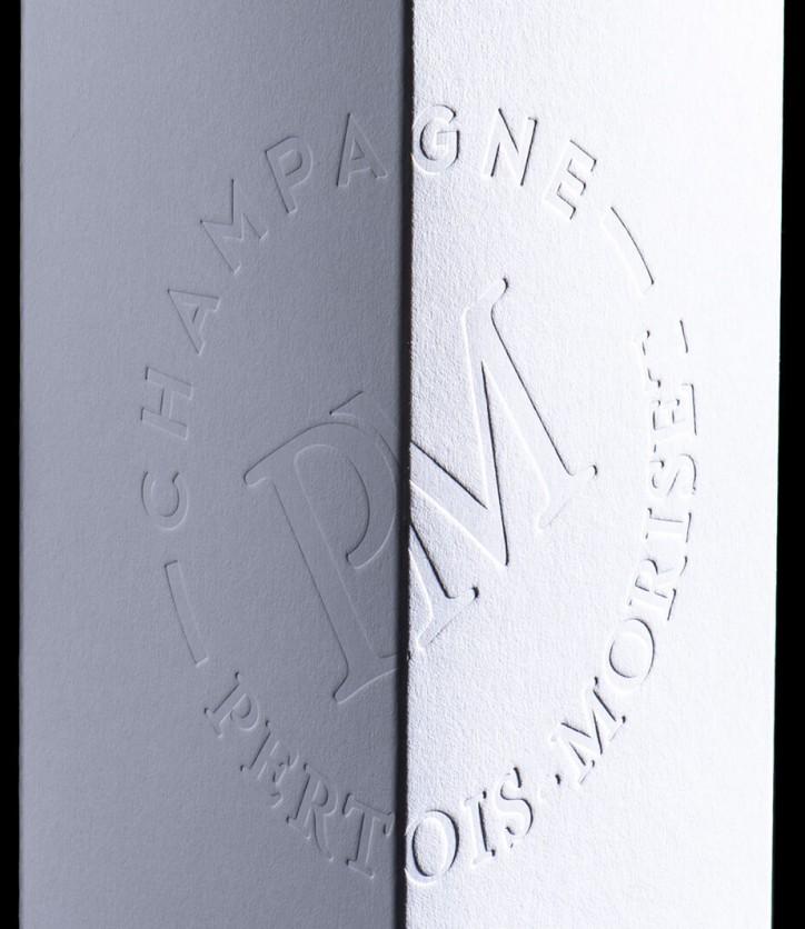 Imprim'Eclair - Packaging - Champagne Pertois Moriset